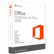 Ключ активации Microsoft Office 2016 Pro Plus