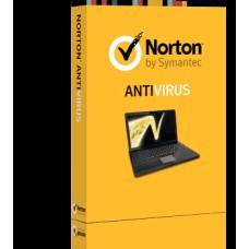 Norton AntiVirus 2021 1 ПК 3 месяца