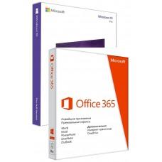 Ключ Windows 10 Pro + Microsoft Office 365 5 ПК, 5 TB